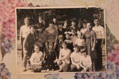 Фото из семейного альбома ВасильевыхЗолотая свадьба: история одной любви семья Золотые юбиляры Город счастливых семей