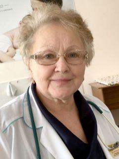 Татьяна Зольникова — заведующая педиатрическим отделениемЖизнь младенца — в руках мамы