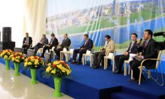 Фото Анны АНФИМОВОЙЧувашия — открытый регион   Чебоксарский экономический форум День Республики-2015
