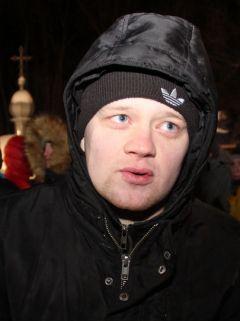 ЕвгенийВ Иордань за чудом и здоровьем Крещение