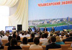 IMG_0345.JPGЧувашия — открытый регион   Чебоксарский экономический форум День Республики-2015