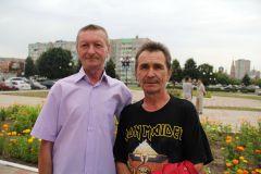 Юрий и Александр (одноклассники)Город — это мы! День города Новочебоксарска