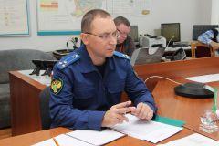 Прокурор Новочебоксарска посетил ПАО «Химпром» Химпром