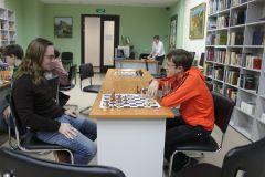 А не сыграть ли нам в шахматы?Добро пожаловать в кино, или Посторонним вход разрешен Национальная библиотека Чувашской Республики библионочь