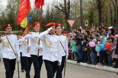 IMG_0535.JPGБолее 2 тысяч новочебоксарцев прошли в колонне Бессмертного полка