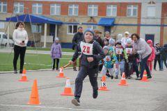 На старте - дошколята! XXV легкоатлетическая эстафета на призы газеты ГРАНИ
