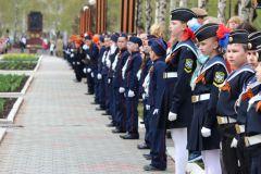 IMG_0555.JPGБолее 2 тысяч новочебоксарцев прошли в колонне Бессмертного полка