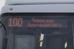 IMG_0577.jpgГлава Чувашии привез в Новочебоксарск первый междугородний троллейбус троллейбус Чебоксары - Новочебоксарск троллейбус