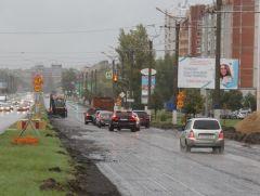 Фото Максима БОБРОВАДождь ремонту не помеха Реализация нацпроектов БКАД