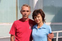 Супруги Лариса и Сергей МакаровыКуда уходят силы, или Главная причина разводов Разговор с психологом
