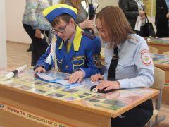 В Чебоксарах открыли новую автоплощадку по безопасности дорожного движения