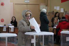 Новочебоксарск выбрал ПутинаЦИК подвел итоги выборов Президента России в Новочебоксарске Выборы-2018