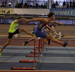 Фото Марии СМИРНОВОЙИз Якутска в Чувашию легкая атлетика