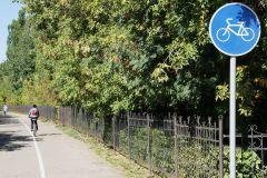 Фото Любови ИВАНОВОЙДорожка для великов велодорожка