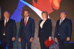 Глава Чувашии Михаил Игнатьев поздравил жителей Новочебоксарска с Днем города