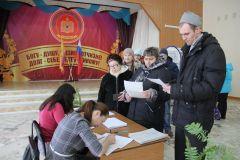 Новочебоксарцы проголосовали за территорию для благоустройства.Убедительная победа: страна проголосовала за Путина Выборы-2018