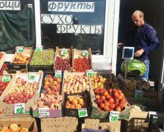 """На рынке """"Новочебоксарский"""".  Фото И.Павловой Морковь по цене винограда цены"""