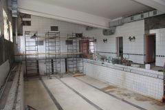 В школе № 17 продолжается ремонт школьного бассейна. Объем финансирования составляет 1 млн 25 тыс. руб., из них 550 тыс. руб. — деньги городской казны.Миллионы на образование,  или Копейка рубль бережет приемка школ Приемка детсадов
