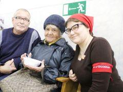 """Три поколения комсомольцев.Главное,ребята,сердцем не стареть! """"Грани"""" отметили 100-летие ВЛКСМ 100 лет ВЛКСМ"""