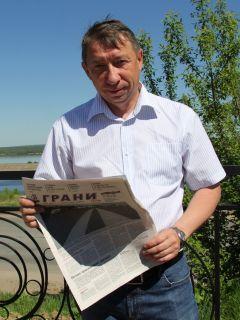 """Дмитрий Стафик, Почему я читаю """"Грани""""?"""