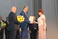 «Химпром» ценит вклад каждого работника Химпром день химика