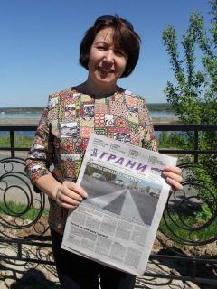 """Наталия ДобрянскаяПочему я читаю """"Грани""""?"""
