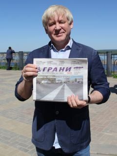 """Сергей МихеевПочему я читаю """"Грани""""?"""