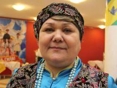 Румия СаматоваГород единства  народов и культур