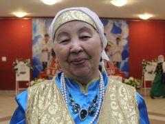 Феналия АиткуловаГород единства  народов и культур