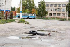"""Фото Марии Смирновой""""Буйки"""" на дороге Фотофакт"""