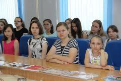 На «Химпроме» подвели итоги конкурса «150 лет таблице Менделеева» Химпром