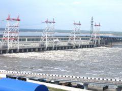 IMG_1768.JPGВолга заработала Чебоксарская ГЭС