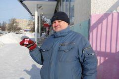 """Дмитрий: """"Стаж семейной жизни 29 лет. Секрет крепких отношений — во взаимном уважении"""".Любовь греет в любые морозы"""