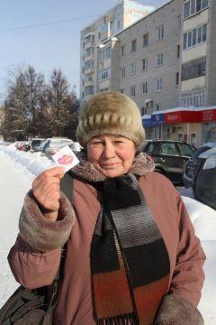 """Полина Викентьевна: """"Любовь в нашей жизни нужна и важна"""".Любовь греет в любые морозы"""
