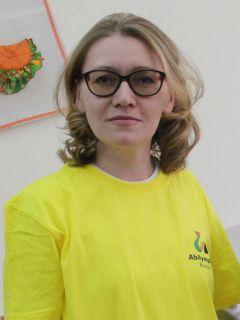 """Инесса ЧЕРНОВА, учитель технологии новочебоксарской школы для детей с ограниченными возможностями здоровья""""Абилимпикс""""  для каждого найдет работу """"Абилимпикс"""""""