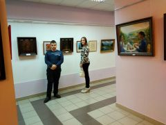 Ученики СОШ9 стали участниками поэтического семинара в Национальной библиотеке.