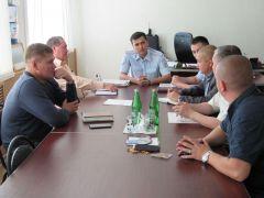 Занятия с ГИБДДГИБДД разъяснила должностным лицам новочебоксарских компаний правила БДД ГИБДД сообщает