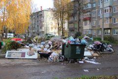Фото Марии СмирновойНе плати за соседа! мусор