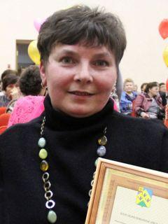 """Светлана Панина отмечена в номинации """"Мать-общественница"""".Они нам жизнь подарили День матери"""