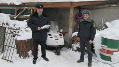 """Рейд """"Снегоход""""В Новочебокарске общереспубликанский рейд ГИБДД """"Снегоход"""" будет проходить целый месяц рейд гибдд"""