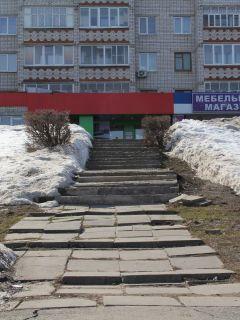 Фото Максима БоброваКвест с коляской Фотофакт