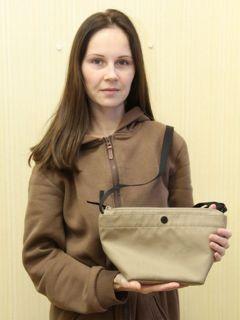 Анастасия Кудлякова - хозяйка бежевой сумочки.Благодарим за помощь и душевную теплоту Бюро находок