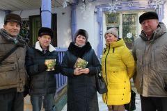 Группа туристов из Чебоксар и Кугесь. Фото автораРуссо туристо:  учись, твори, веселись Новогоднее путешествие по Чувашии