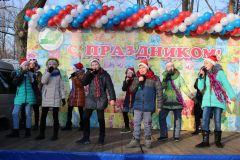 """В Новочебоксарске состоялся \""""Новогодний круиз без виз\"""""""
