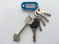 Артем, мы будем рады  вернуть вам ключи! Бюро находок