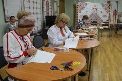 Фото Максима БОБРОВАКультурное наследие веков День чувашской вышивки