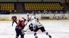 Новочебоксарская команда «Молния-РусГидро» одержала первую победу