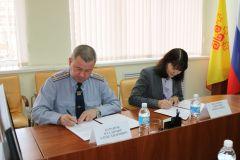 УФСИН Чувашии заключило соглашение с Уполномоченным по правам ребенка республики УФСИН