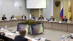 Сенаторы обсудили реализацию индивидуальной программы социально-экономического развития Чувашии