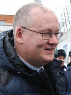 """Павел Марценкьян, начальник отдела департаментаС сертификатом """"Авроры"""" на свободу Правопорядок"""